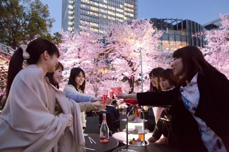 東京お花見イベントのイメージ